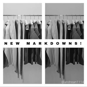 Other - New Closet Markdowns!